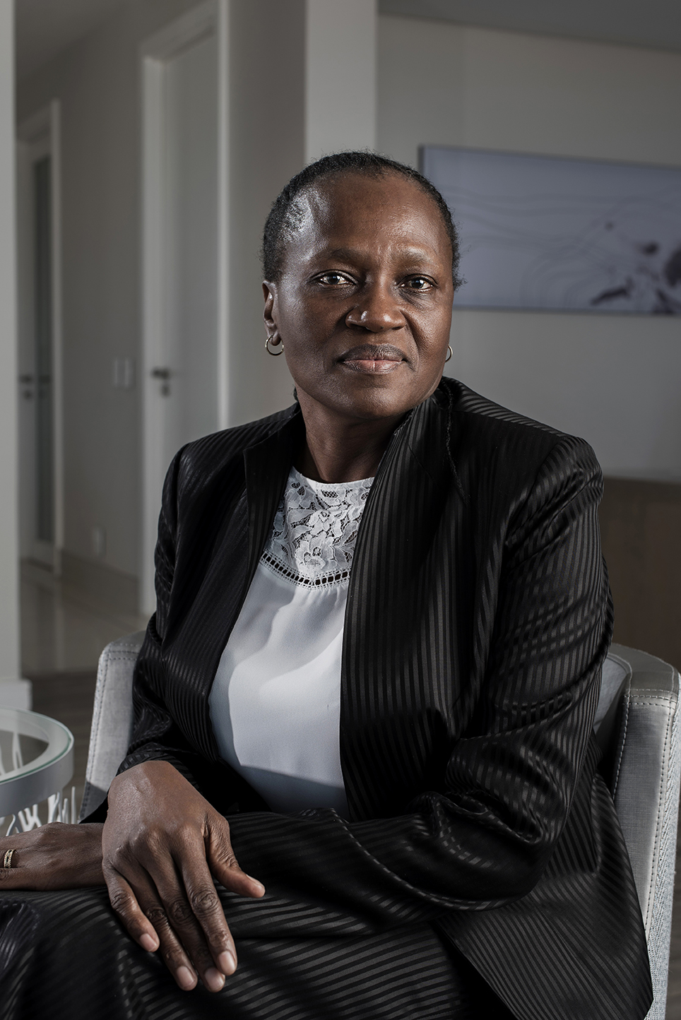 Dr. May Mkhize